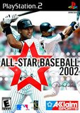 All-Star Baseball 2002 (PlayStation 2)